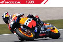 1998 Honda Accessories