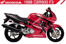 1998 Honda CBR600F3 Accessories