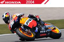 2004 Honda Accessories