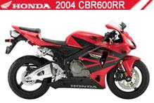 2004 Honda CBR600RR Accessories