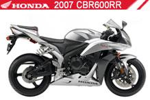 2007 Honda CBR600RR Accessories