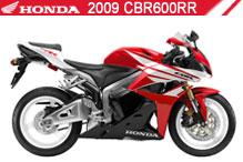 2009 Honda CBR600RR Accessories