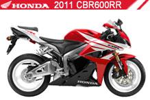 2011 Honda CBR600RR Accessories