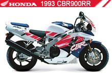 1993 Honda CBR900RR Accessories
