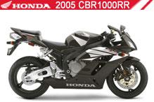 2005 Honda CBR1000RR Accessories
