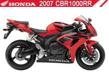 2007 Honda CBR1000RR Accessories