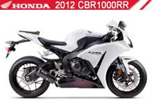 2012 Honda CBR1000RR Accessories