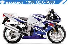 1998 Suzuki GSXR600 Accessories