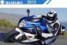 2013 Suzuki Accessories