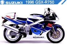 1996 Suzuki GSXR750 Accessories