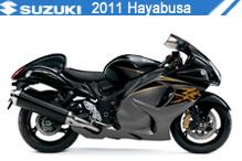 2011 Suzuki Hayabusa Accessories