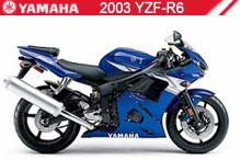2003 Yamaha YZF-R6 Accessories