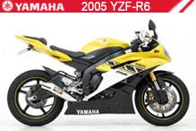 2005 Yamaha YZF-R6 Accessories