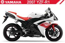 2007 Yamaha YZF-R1 Accessories