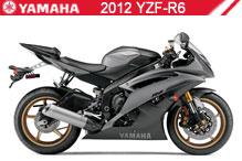 2012 Yamaha YZF-R6 Accessories