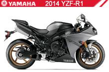2014 Yamaha YZF-R1 Accessories