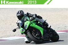 2013 Kawasaki Accessories