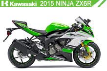 2015 Kawasaki Ninja ZX-6R Accessories