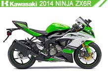 2014 Kawasaki Ninja ZX-6R Accessories