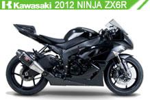 2012 Kawasaki Ninja ZX-6R Accessories