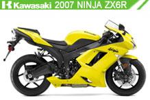 2007 Kawasaki Ninja ZX-6R Accessories