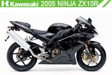 2005 Kawasaki Ninja ZX-10R Accessories