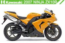 2007 Kawasaki Ninja ZX-10R Accessories