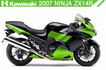 2007 Kawasaki Ninja ZX-14R Accessories