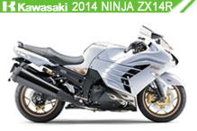 2014 Kawasaki Ninja ZX-14R Accessories
