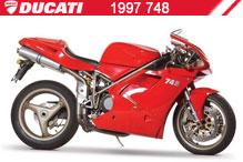1997 Ducati 748 Accessories