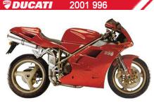 2001 Ducati 996 Accessories