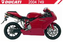 2004 Ducati 749 Accessories