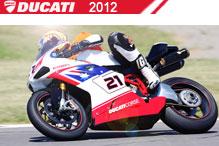 2012 Ducati Accessories