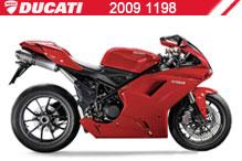 2009 Ducati 1198 Accessories