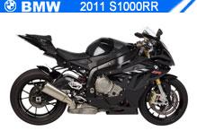 2011 BMW S1000RR Accessories