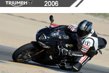 2006 Triumph Accessories