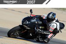 2007 Triumph Accessories
