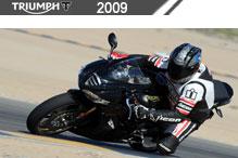 2009 Triumph Accessories