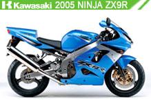 2005 kawasaki Ninja ZX-9R Accessories
