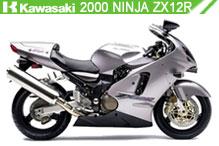 2000 kawasaki Ninja ZX-12R Accessories