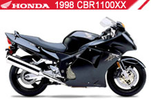 1998 Honda CBR1100XX Accessories