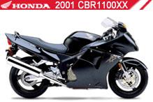 2001 Honda CBR1100XX Accessories