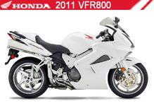 2011 Honda VFR800 Accessories