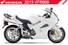 2013 Honda VFR800 Accessories