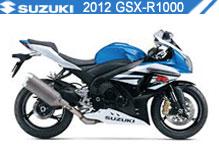 2012 Suzuki GSXR1000 Accessories