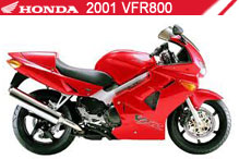 2001 Honda VFR800 Accessories