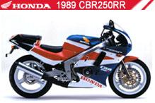 1989 Honda CBR250RR Accessories