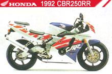 1992 Honda CBR250RR Accessories