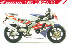 1993 Honda CBR250RR Accessories