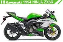 1994 Kawasaki Ninja ZX-6R Accessories